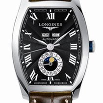 Longines Evidenza Mens Moon Phase Mens Watch