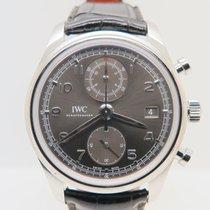 IWC Portuguese Chronograph Grey Dial