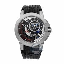 Harry Winston Ocean Dual Time Project Z8 Limited Edition...