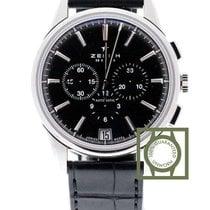 Ζενίθ (Zenith) Captain El Primero Chronograph 42mm black dial new
