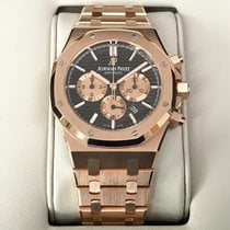 Audemars Piguet Royal Oak Chronograph Rosegold 41mm – Novelty
