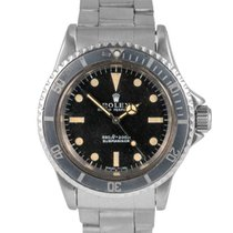 Rolex Submariner 5513 South African Military