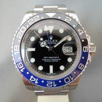 Rolex GMT-Master II blau / schwarz - Batman