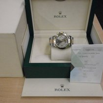 Rolex Daytona 116523 18k/ss Cosmograph With Slate Dial