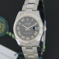Rolex Datejust Black Dial 178274 NEW
