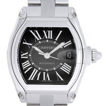 Cartier Roadster Men's Stainless Steel Automatic Watch W62041V3