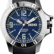 Ball Engineer Hydrocarbon Spacemaster Acero 41.5mm Azul