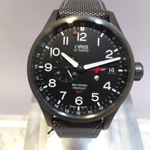 Oris Big Crown ProPilot GMT 01 748 7710 4284-Set nouveau