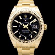 Rolex 326938 Yellow gold Sky-Dweller 42.00mm new United States of America, California, San Mateo