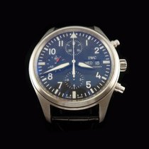 IWC Pilot Chronograph pre-owned 42mm