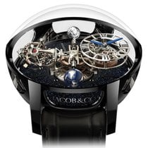 Jacob & Co. Astronomia Titânio 50mm Romanos