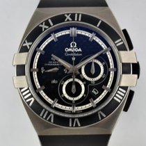 Omega Titanium Automatisch 40mm nieuw Constellation Double Eagle