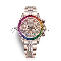 Rolex Cosmograph Daytona Everose Rainbow 116595RBOW-0002