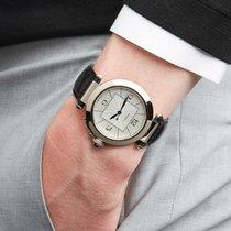 Cartier tweedehands Automatisch 42mm Zilver