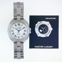 Cartier Clé de Cartier nuevo 35mm Acero