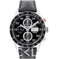 TAG Heuer Carrera Calibre 16 Steel