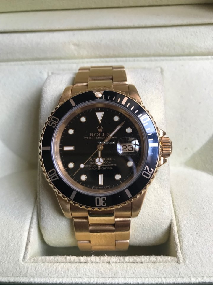 b98ff6737ede0 Montres Rolex Or jaune - Afficher le prix des montres Rolex Or jaune sur  Chrono24