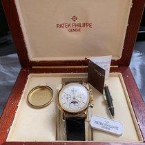 Patek Philippe Perpetual Calendar Chronograph 3970E 1994 pre-owned