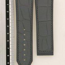 c29da833b04 Hublot Grey Croco Leather Rubber Strap