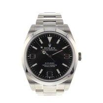 Rolex Explorer new Automatic Watch with original box and original papers 214270