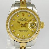 Rolex Lady-Datejust Acero y oro 26mm Sin cifras