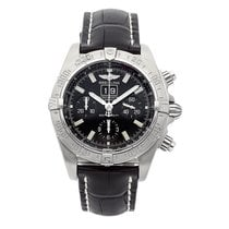 Breitling Blackbird Steel 43.7mm Black No numerals United States of America, Pennsylvania, Bala Cynwyd