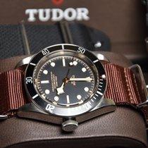 Tudor 79230N Staal 2017 Black Bay 41mm tweedehands