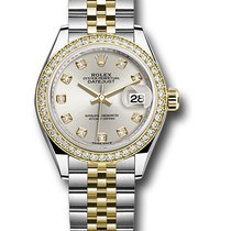 Rolex 279383 Gold/Steel Datejust 28mm new United States of America, New York, New York