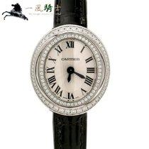 Cartier Hypnose Oro blanco 30mm Plata