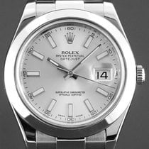 Rolex 116300 Acero 2013 Datejust II 41mm usados