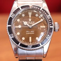 Rolex 6538 Steel 1958 Submariner (No Date) pre-owned
