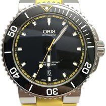 Oris Aquis Date Steel 43mm Black United States of America, Florida, Naples