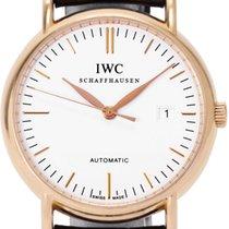 IWC Portofino Automatic IW356306 2008 używany