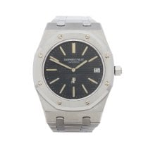 Audemars Piguet Royal Oak Jumbo Steel 39mm Black United Kingdom, Bishop's Stortford
