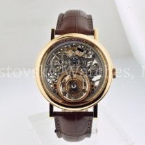 Breguet Rose gold Manual winding 5335br/42/9w6 new