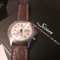 Sinn 356 Stahl 39mm Silber Arabisch Deutschland, Villingen-Schwenningen