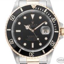 Rolex Submariner Date 16613LN 1998 подержанные