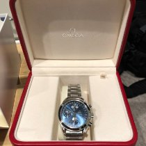 Omega Speedmaster Day Date Steel 39mm Blue No numerals United States of America, California, dublin