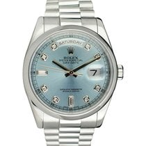 Rolex Day-Date 36 36mm Blue