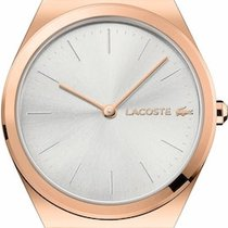 Lacoste Women's watch 34mm Quartz new Watch with original box and original papers 2020