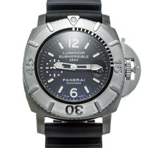 Panerai Titanium 47mm Automatic PAM00194 pre-owned United States of America, Texas, Houston