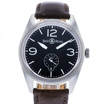 Bell & Ross Vintage BR123-95-SS 2010 pre-owned
