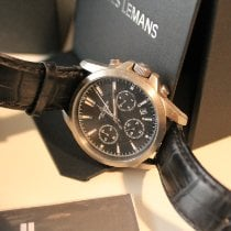 Jacques Lemans Sport Liverpool Titanium 42mm