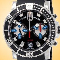 Ulysse Nardin Maxi Marine Diver Steel 42.7mm Black Arabic numerals United States of America, Illinois, Northfield