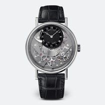 Breguet Tradition White gold 40mm Black