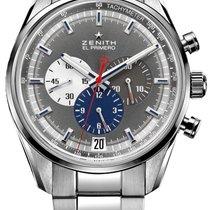 Zenith El Primero 36'000 VpH 03.2040.400/26.M2040 2020 new