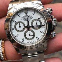 Rolex Daytona quadrante bianco full set rrr