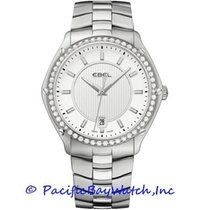 Ebel Sport Steel 40mm Silver United States of America, California, Newport Beach