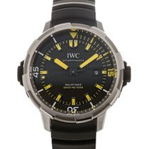 IWC Aquatimer Automatic 2000 deutsche Papiere inkl MWST