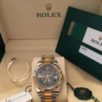 "Rolex Datejust II Roman Boutique Dial -2016- LC EU ""Ref...."